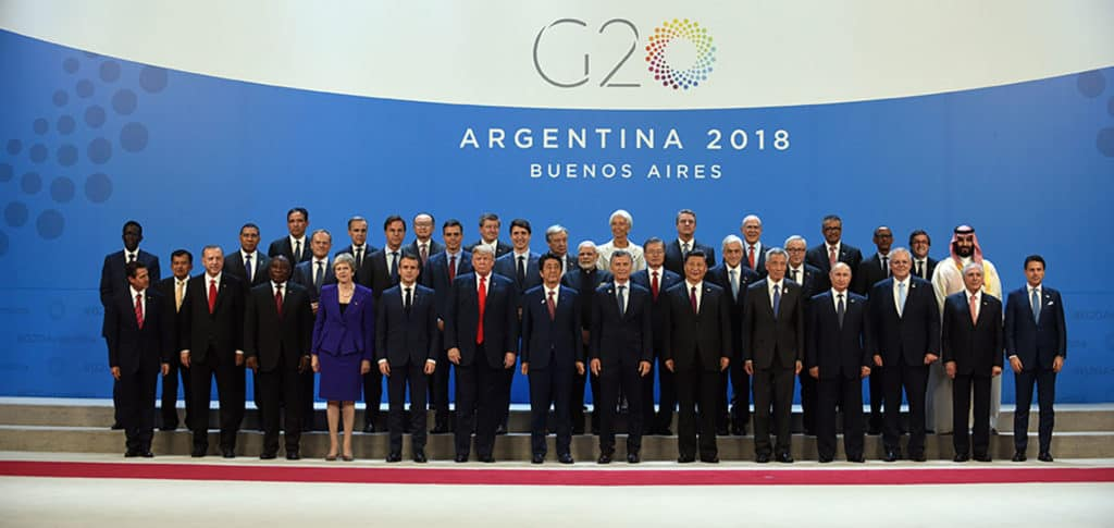 G20 Holds 2020 Meeting, Urges Adoption of FATF Crypto Standards