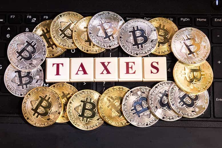 cryptocurrency taxes california