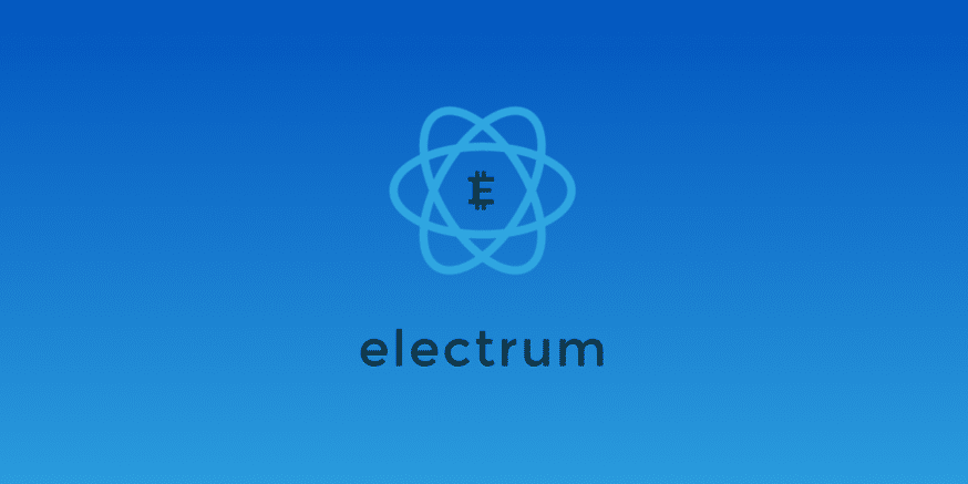 What cryptocurrency does electrum support
