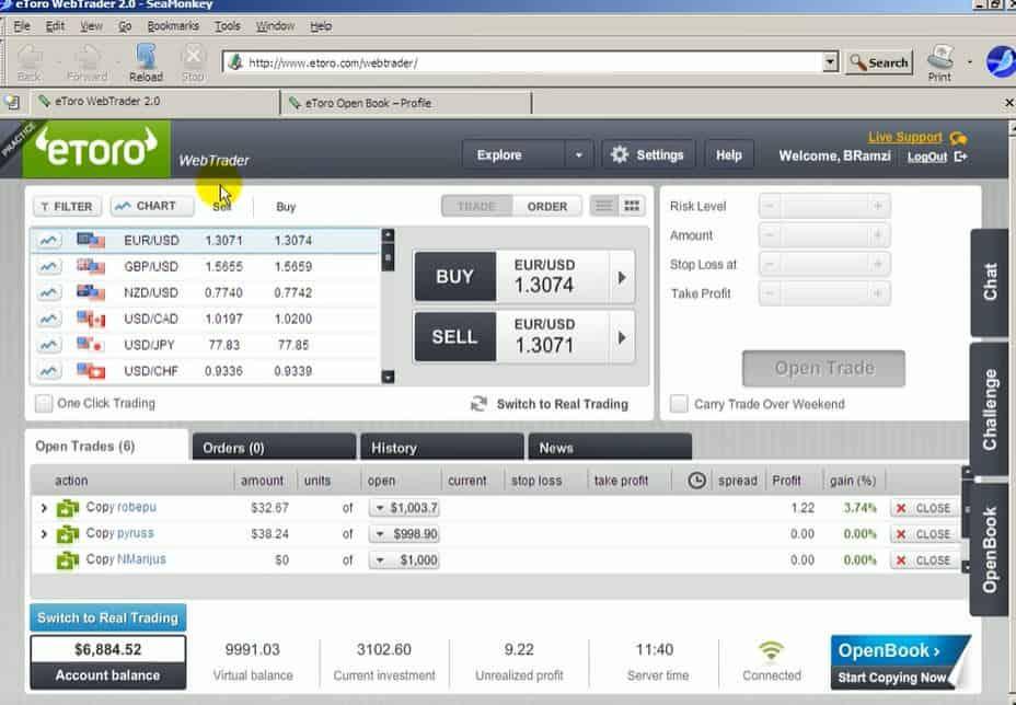 forex trading profit