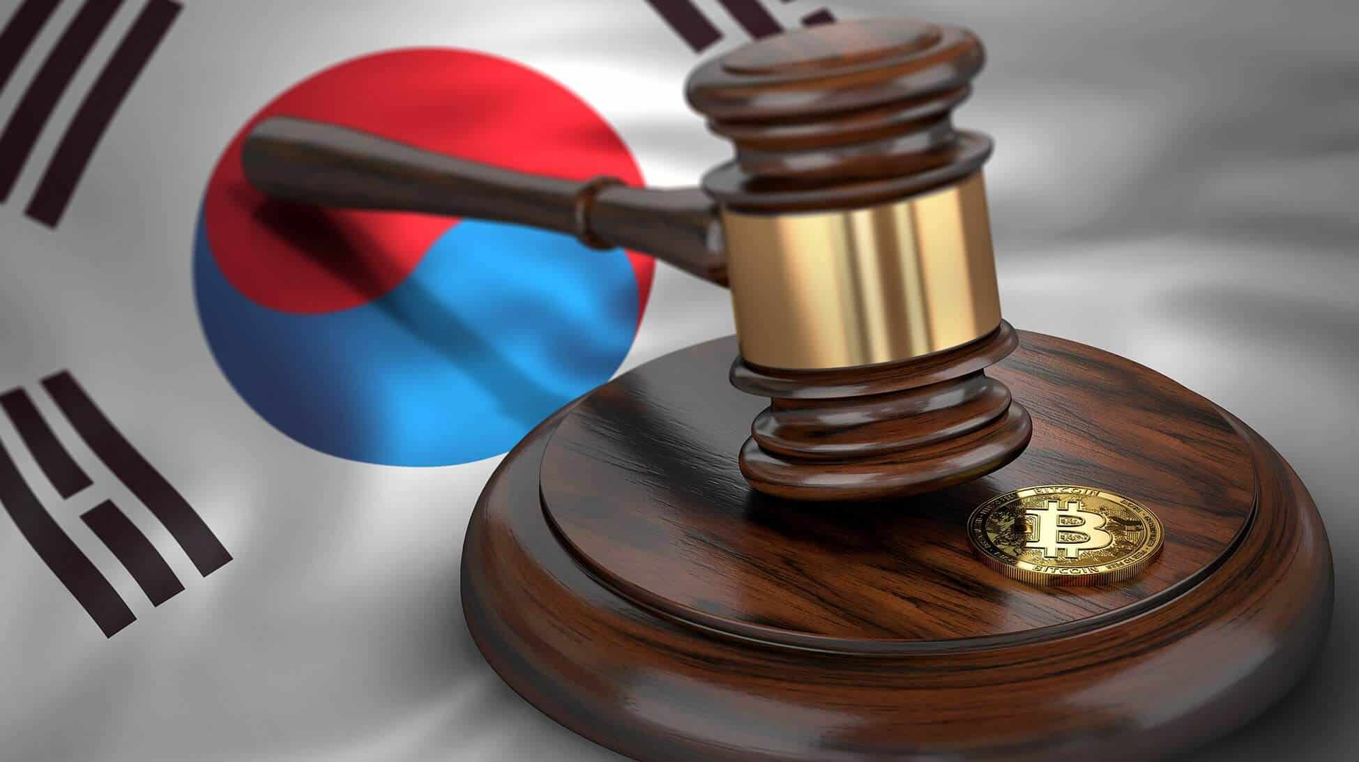 South Korea Passes New Cryptocurrency Law