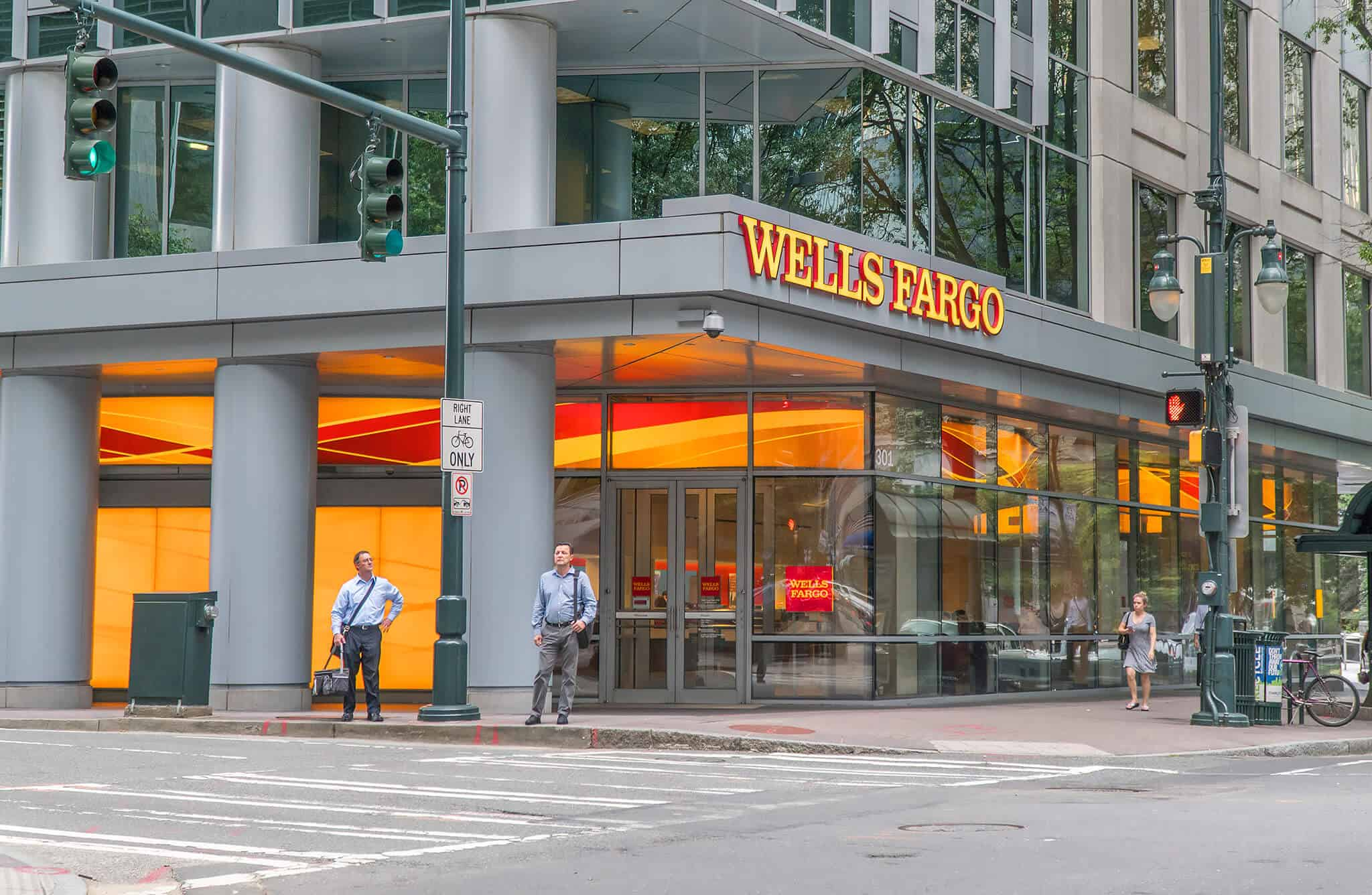 Coronavirus Forces Wells Fargo to Shut Down Branches