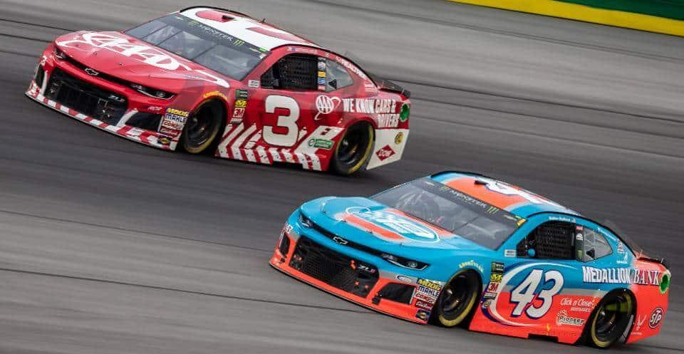 Bryan Cook Wins Virtual NASCAR Race Using Bitcoin Car