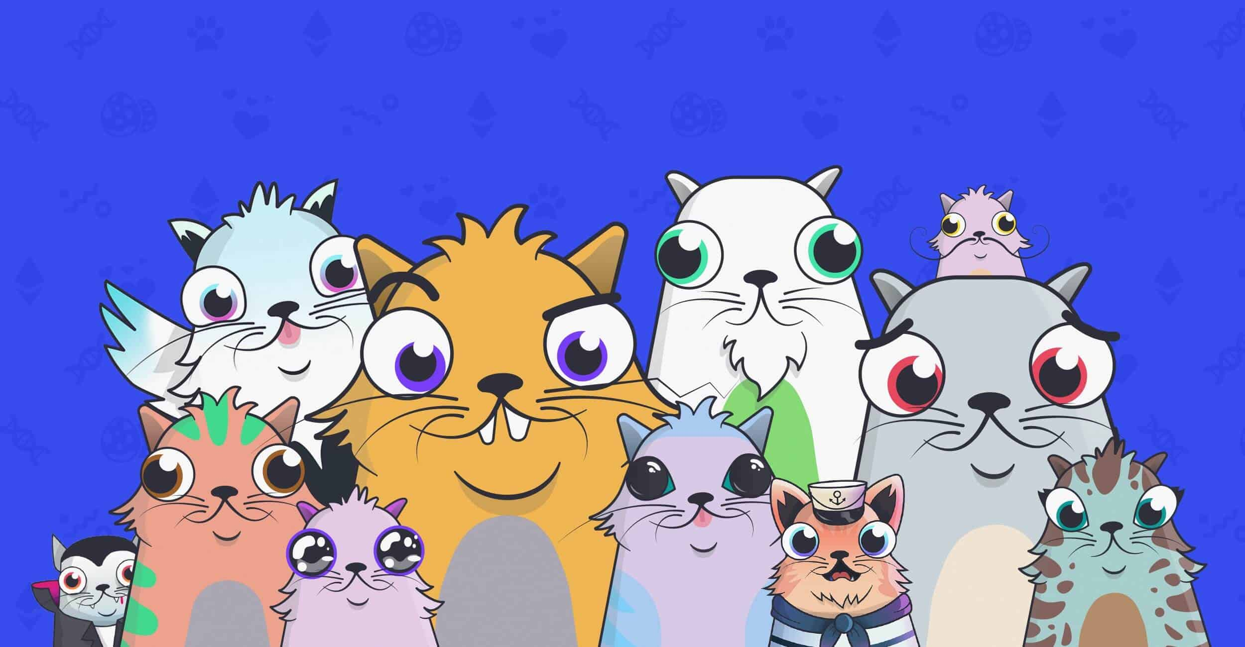 CryptoKitties Creators Get Partner with the NBA for A New Collectible Token