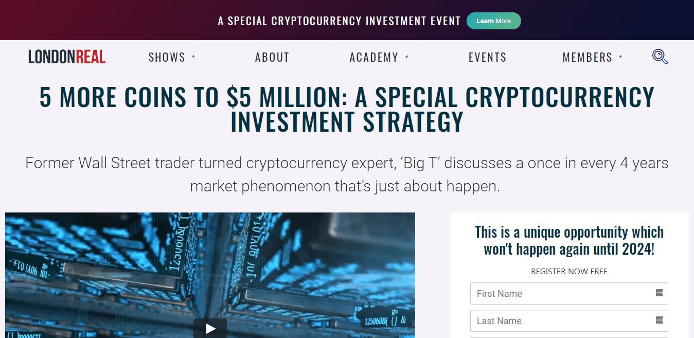 teeka tiwari top cryptocurrency