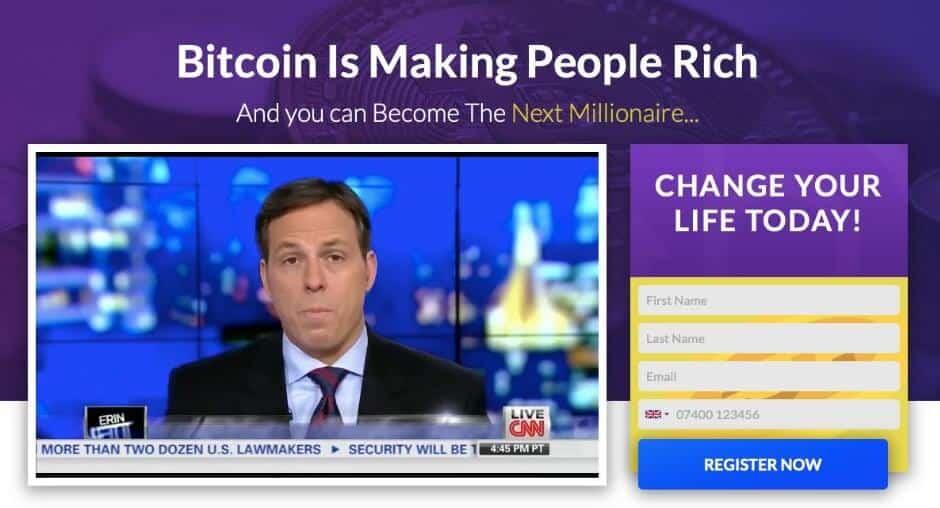 Bitcoin Revolution's False Promises