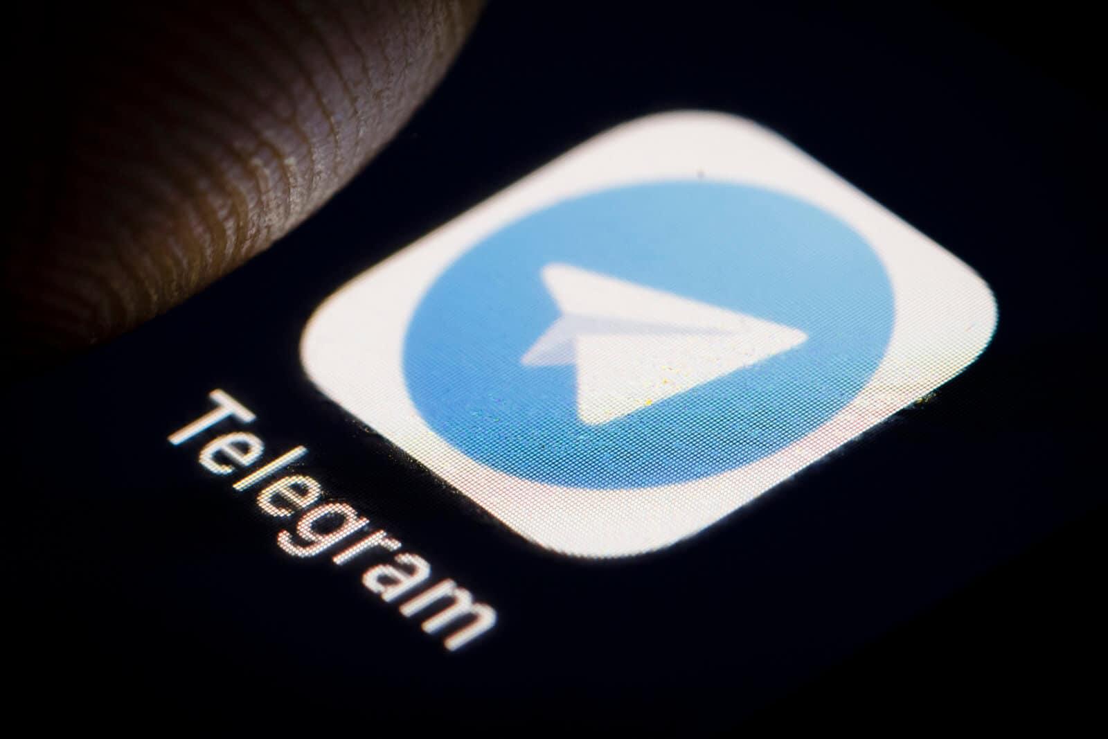 Telegram Drops Trademark Suit for <bold>GRAM</bold>