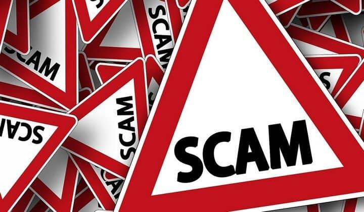 Coin signals scam