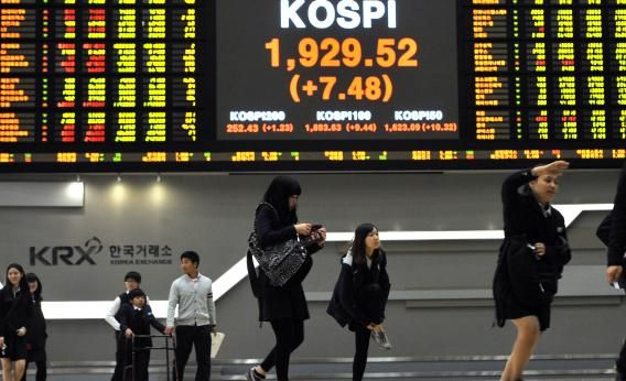 south korea stock market