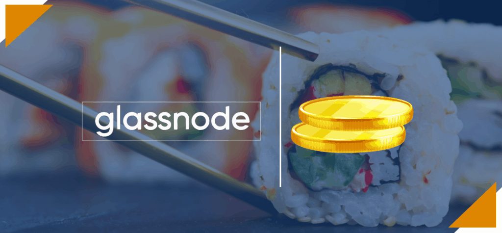 Glassnode claims SUSHI Token's fair value is 80% less than the current price