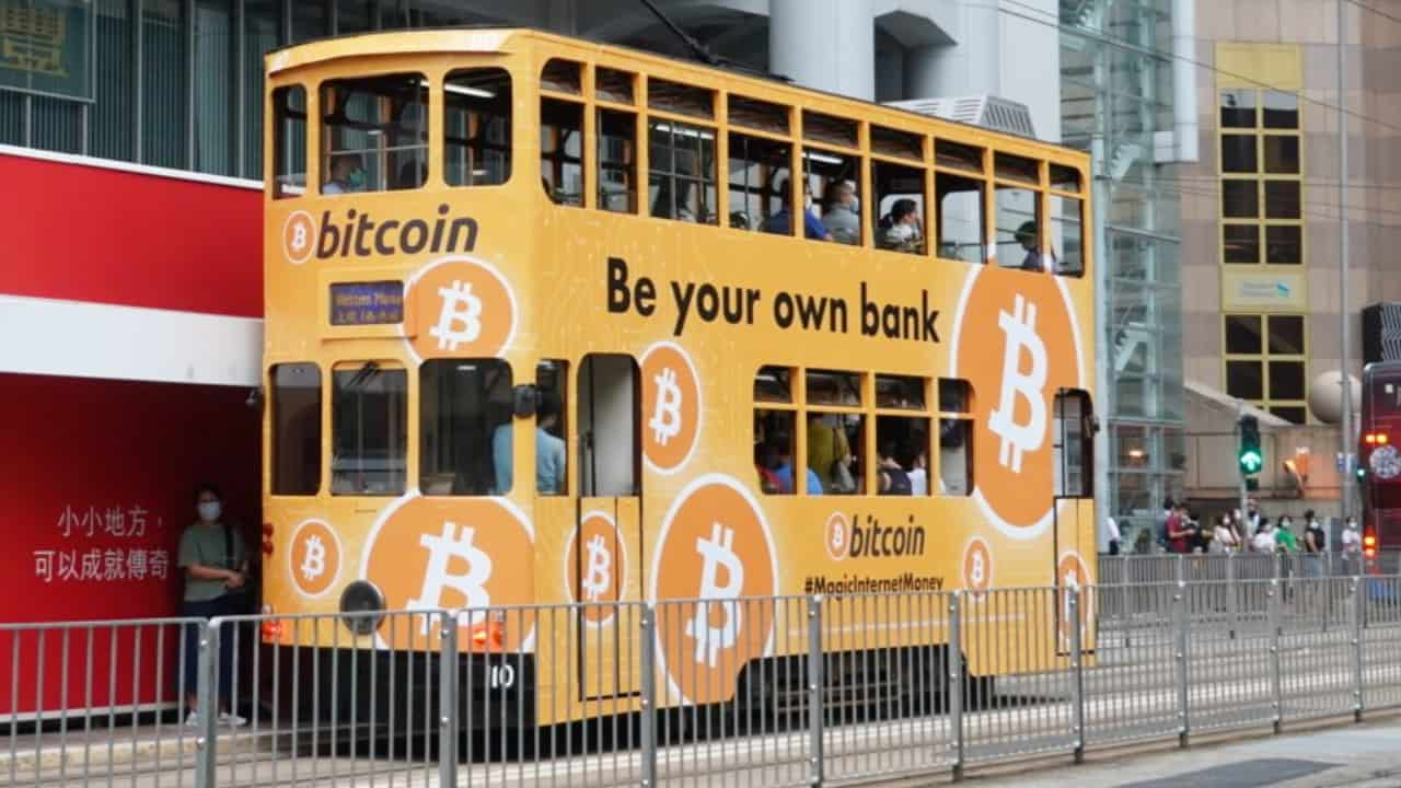 Bitcoin Advocacy Group Splurges on Bitcoin Ads Across <bold>Hong</bold> <bold>Kong</bold>