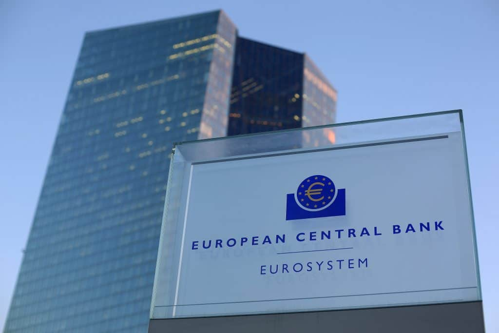 ECB Eyeing the Possibility of Issuing A Digital Euro