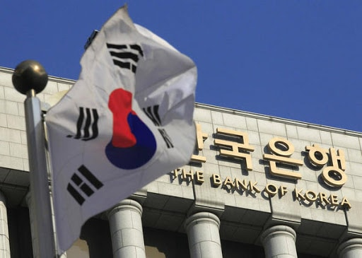 south korea banks