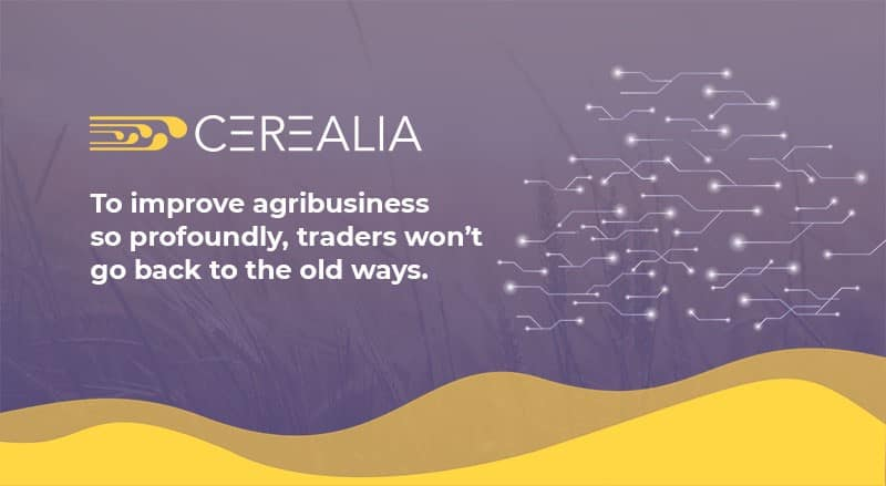 Cerealia SA Officially Launches the Blockchain Platform to Streamline Agric Trading