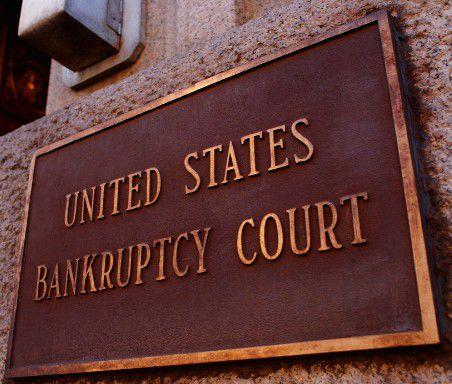 bankruptcy bank