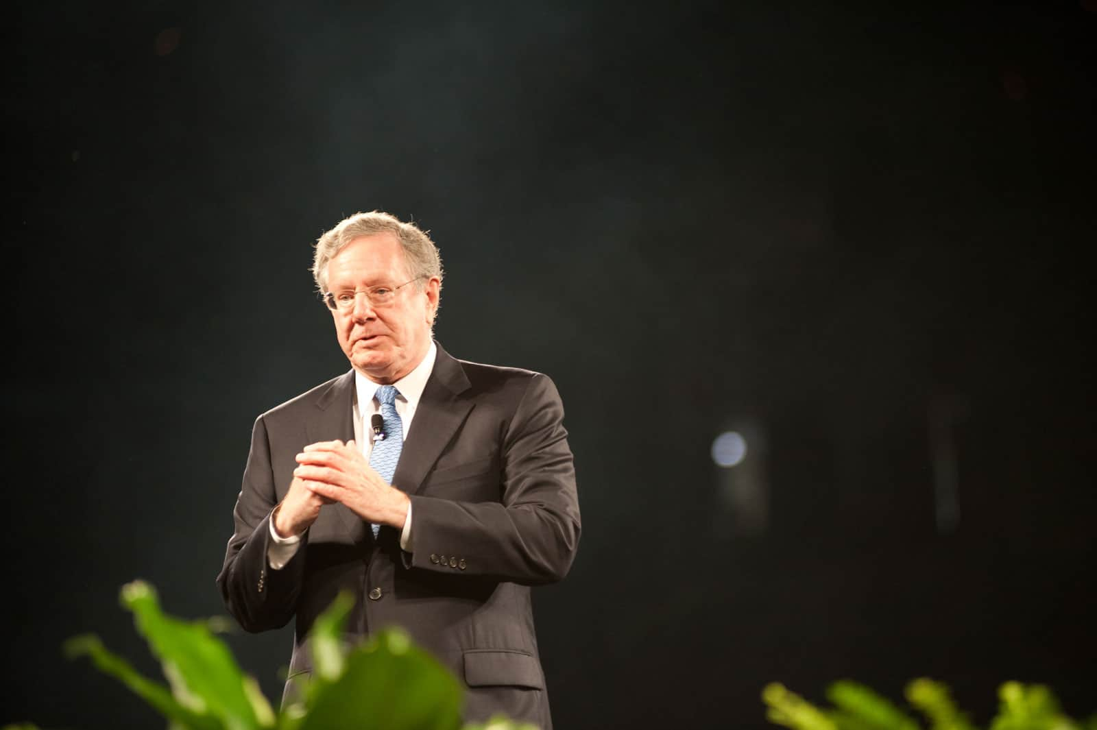 Steve Forbes Declares Bitcoin Too Volatile To Serve As Store Of Value