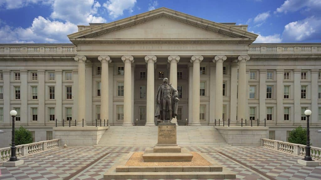 US Treasury Will Allow Stablecoins for Bank Payments