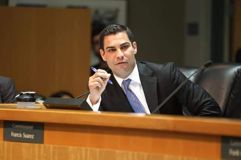 Miami Mayor Suarez