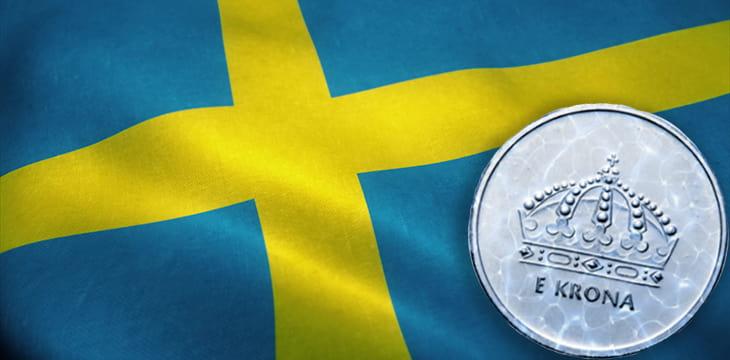sweden ekrona