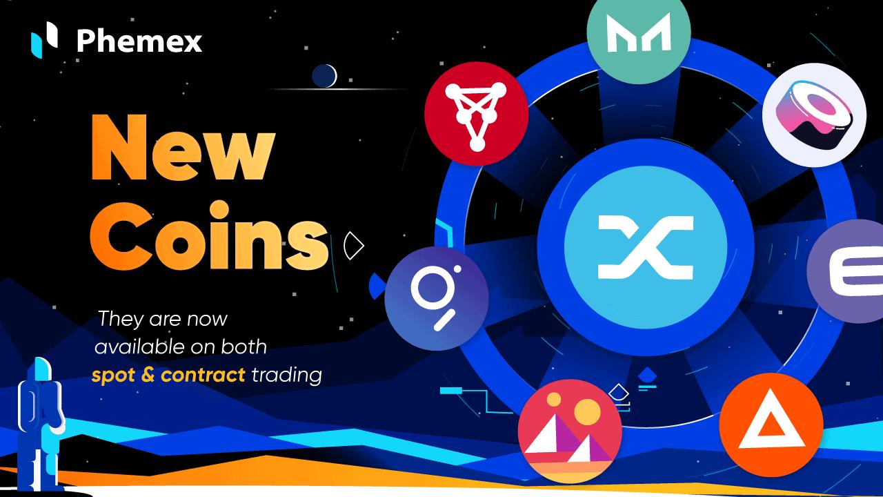 XRP is Back on the Phemex Crypto Exchange - InsideBitcoins.com
