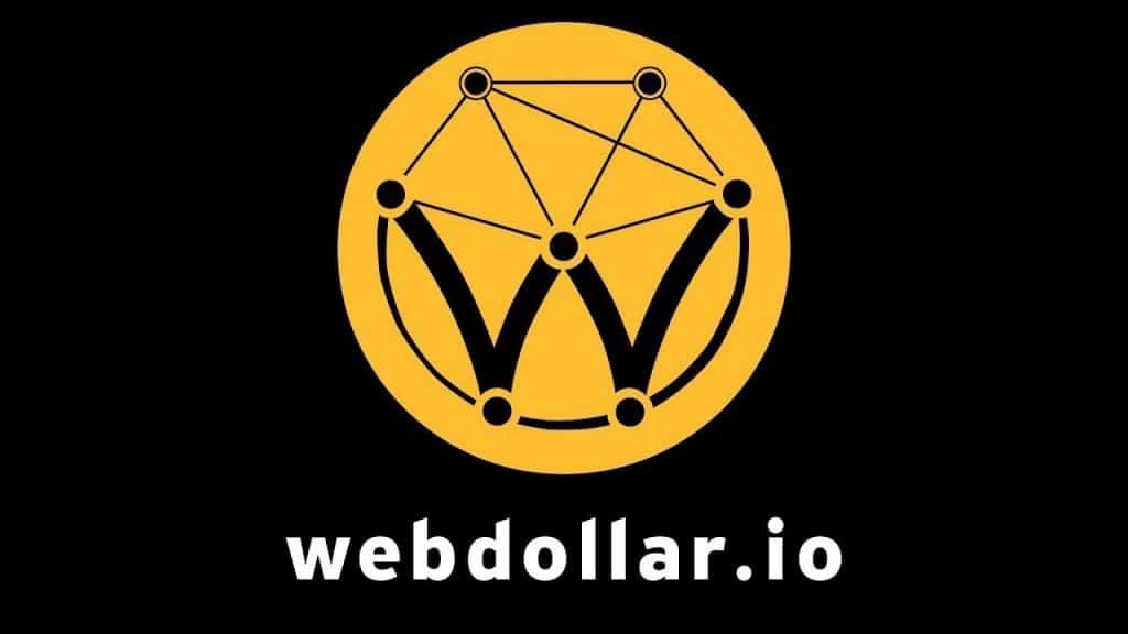 webdollar price