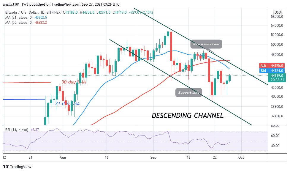 Bitcoin (BTC) Price Prediction: BTC/USD Surges Ahead as Bitcoin Revisits $48k High